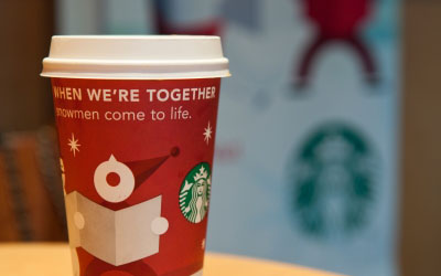 The Secret to Starbucks' Brand Success