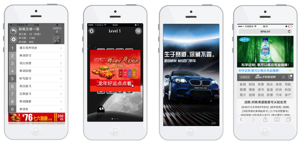 Targeted Online Advertising In China